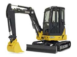 Earthmoving equipment rentals in Superior WI, Duluth MN, Hermantown MN and Cloquet MN