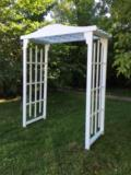 Rental store for WEDDING ARBOR - FLAT TOP - WHITE in Duluth MN