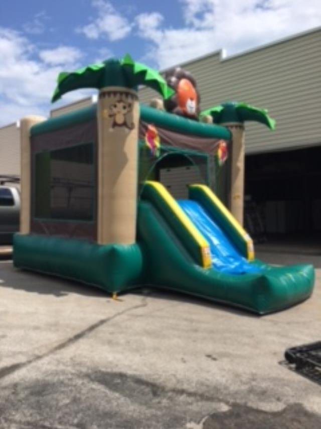 Where to find SAFARI COMBO BOUNCE HOUSE in Duluth