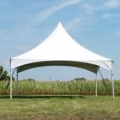 Rental store for FRAME TENT 20 X 20 ECON HIGH PEAK in Duluth MN