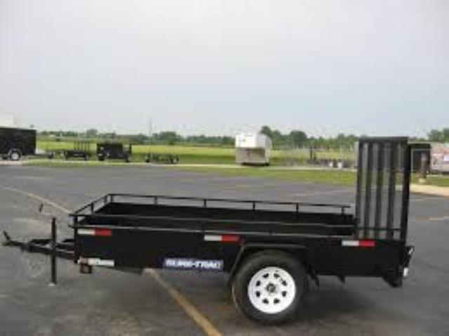 Where to find TRAILER, 6  X 10  HIGH SIDE OPEN in Duluth