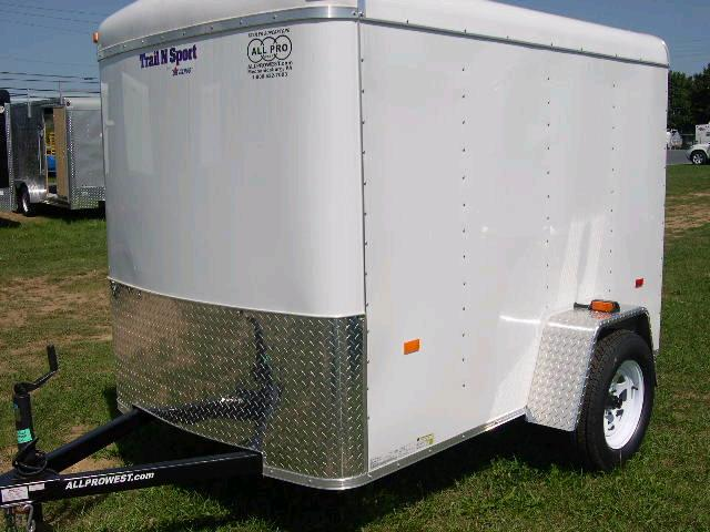 Where to find TRAILER, 6  X 12  ENCLOSED in Duluth
