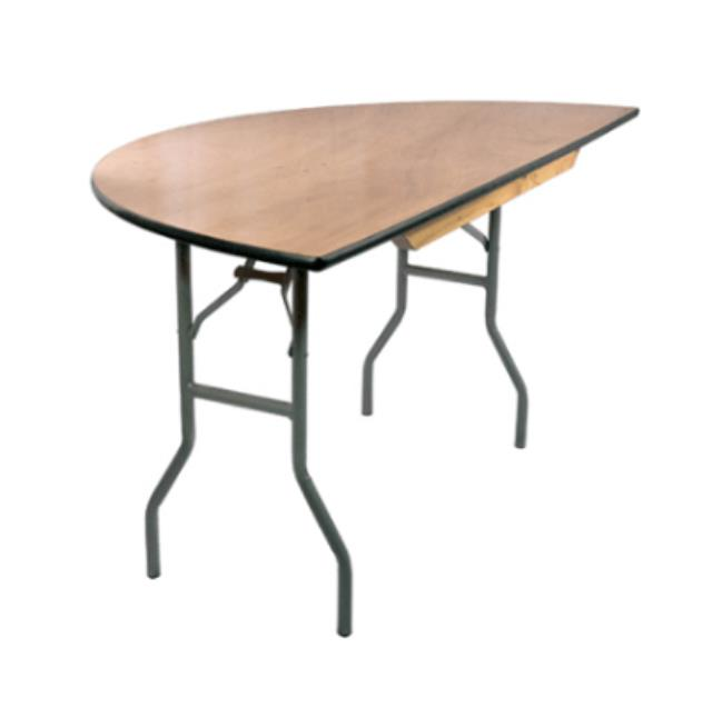 Where to find TABLE, 60  HALF ROUND in Duluth