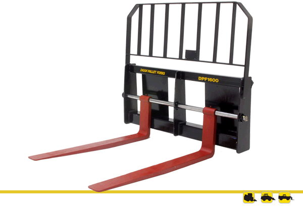 Where to find FORKLIFT FORKS, SKID-STEER LDR in Duluth