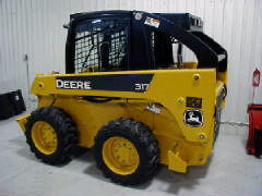 Where to rent LOADER, SKID-STEER JOHN DEERE in Duluth, Hermantown and Cloquet MN