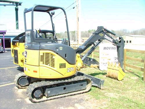 Where to find EXCAVATOR, MINI  26 JD 7 6 in Duluth