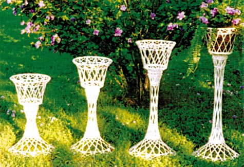 Where to find WICKER PLANT STANDS - PAIR in Duluth