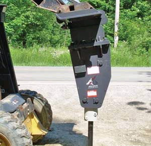 Where to find BREAKER ATTACHMENT, SKIDSTEER in Duluth