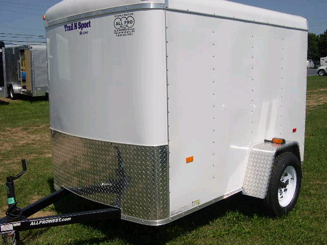 Where to find TRAILER, 5  X 8  ENCLOSED in Duluth