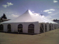 Where to rent POLE TENT 40 X 100 in Duluth MN