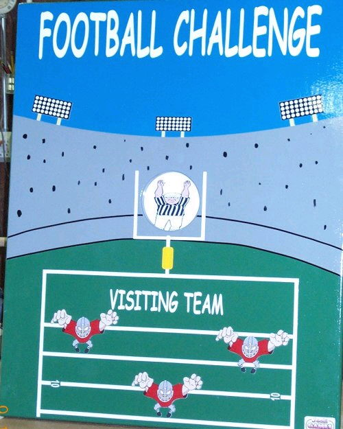 Where to find FOOTBALL TOSS GAME in Duluth