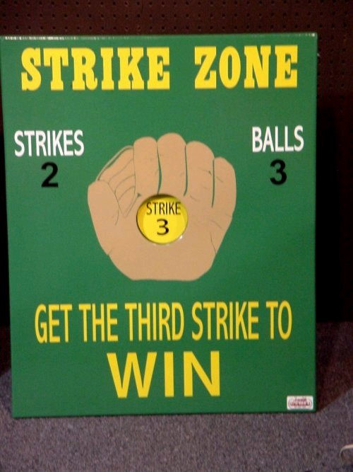 Where to find BASEBALL STRIKE GAME in Duluth