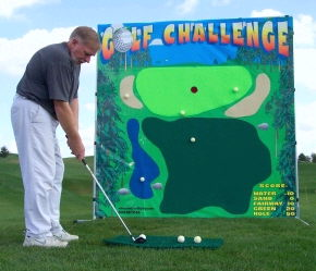 Where to find GOLF CHALLENGE in Duluth