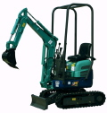 Where to rent EXCAVATOR, MINI  5 2  IHI in Duluth MN
