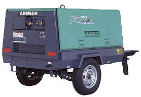Where to rent COMPRESSOR, 185 CFM DIESEL in Duluth, Hermantown and Cloquet MN
