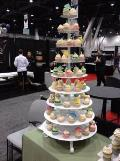 Where to rent ROUND CUPCAKE STAND - 9 TIER in Duluth MN