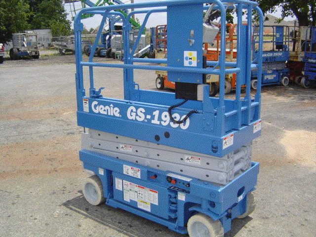 Where to find SCISSOR LIFT 19 in Duluth