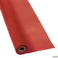 Where to rent TABLE ROLL 40 X100  - RED in Duluth MN