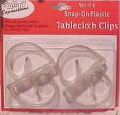 Rental store for TABLE CLIPS  SET OF 4 in Duluth MN