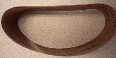 Where to find SANDPAPER, 120 GRIT 3  BELT in Duluth