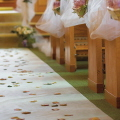 Where to rent 25  AISLE WHITE AISLE RUNNER in Duluth MN