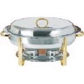 Rental store for 6 QT OVAL DELUXE CHAFER in Duluth MN
