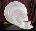 Rental store for WHITE CHINA - COFFEE SAUCER in Duluth MN