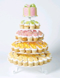 Rental store for ROUND CUPCAKE STAND - 5 TIER in Duluth MN