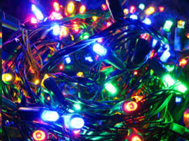 Where to find STRINGS OF LED CHRISTMAS LIGHTS in Duluth