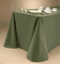 Where to rent TABLE CLOTH - 90 x132  COLORED in Duluth MN