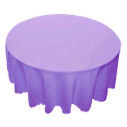 Where to find TABLE CLOTH - 90  ROUND COLORED in Duluth