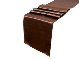 Where to find TABLE RUNNER - CHOCOLATE BROWN in Duluth