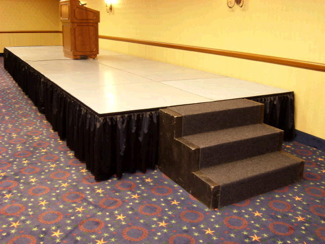 Where to find STAGE SKIRT - 24  x 16  BLACK in Duluth