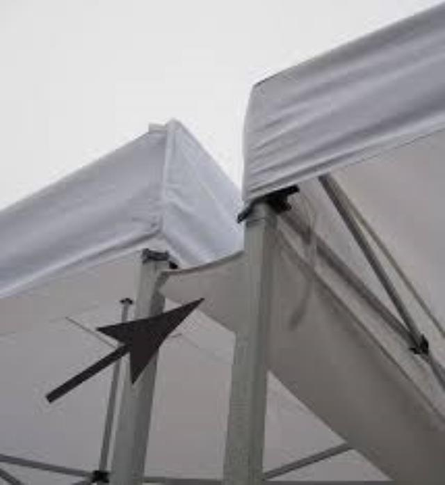 Where to find TENT GUTTER 10 X 10 in Duluth