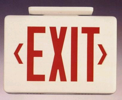 Where to find TENT EXIT SIGN in Duluth