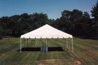 Where to find FRAME TENT 20 X 20 B B ONE PIECE in Duluth