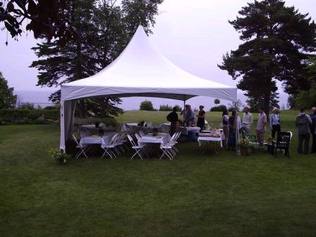 Where to find FRAME TENT 20 X 20 HIGH PEAK in Duluth