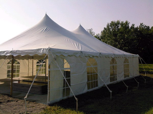 Where to find POLE TENT 30 X 30 in Duluth