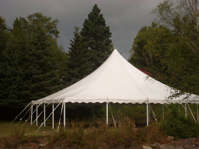 Where to find POLE TENT 40 X 40 in Duluth