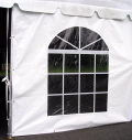Where to rent TENT WALL, 7  X 20  WINDOWED in Duluth MN