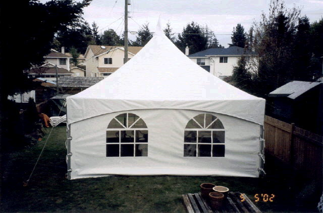 Where to find TENT WALL, 8  X 30  WINDOWED in Duluth