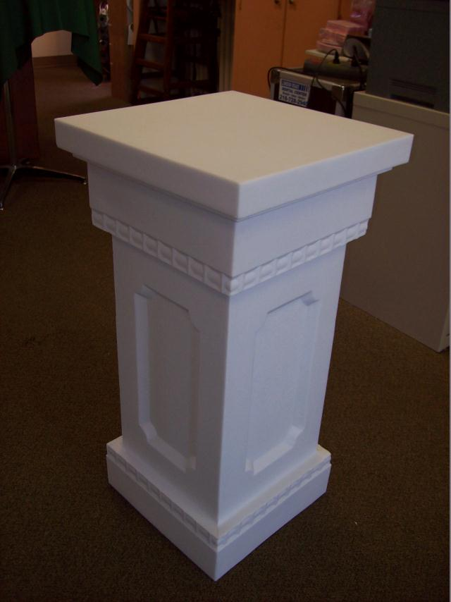 Where to find WHITE PEDESTAL in Duluth