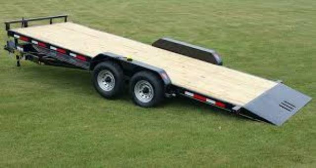 Where to find TRAILER, EQUIPMENT 14,000 LBS TILT in Duluth