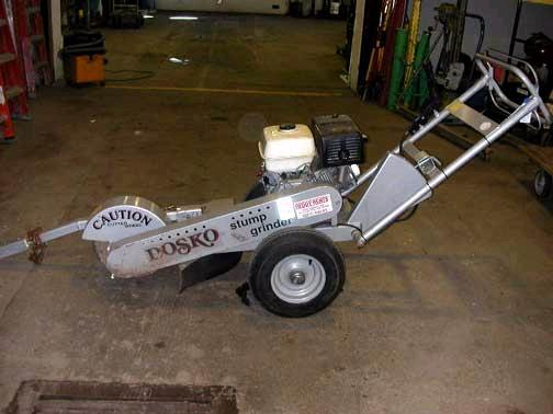 Where to find STUMP GRINDER 13 HP in Duluth