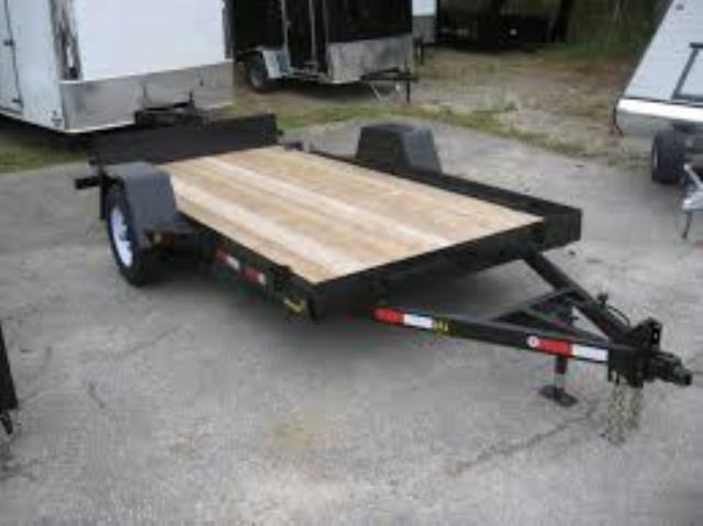 Where to find TRAILER, 6  X  12  BLACK TILT 5000 in Duluth