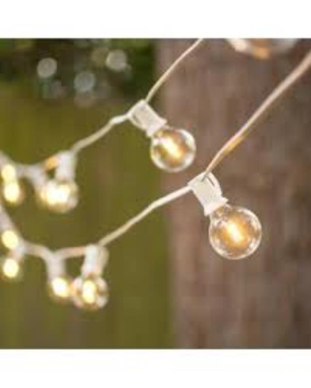 Where to find STRINGS OF SMALL LED GLOBES in Duluth