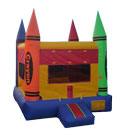 Where to find CRAYOLA BOUNCE CASTLE, 15X15 in Duluth