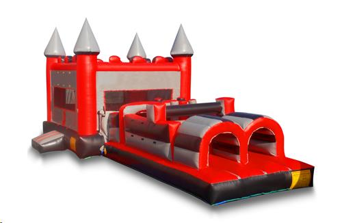 Where to find CASTLE BOUNCE HOUSE OBSTACLE COURSE in Duluth