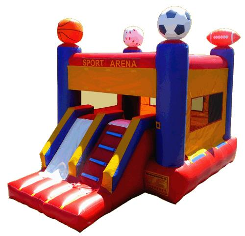 Where to find SPORT COMBO BOUNCE HOUSE in Duluth