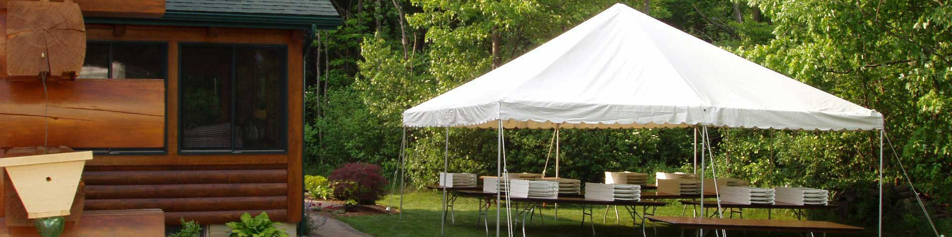 Party rentals in Superior WI, Duluth MN, Hermantown MN and Cloquet MN